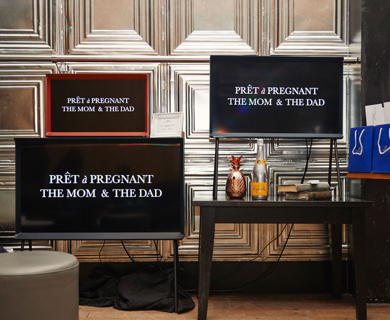 Report Launch redesigned websites The Mom The Dad Pret a Pregnant Apt. Amsterdam (2)