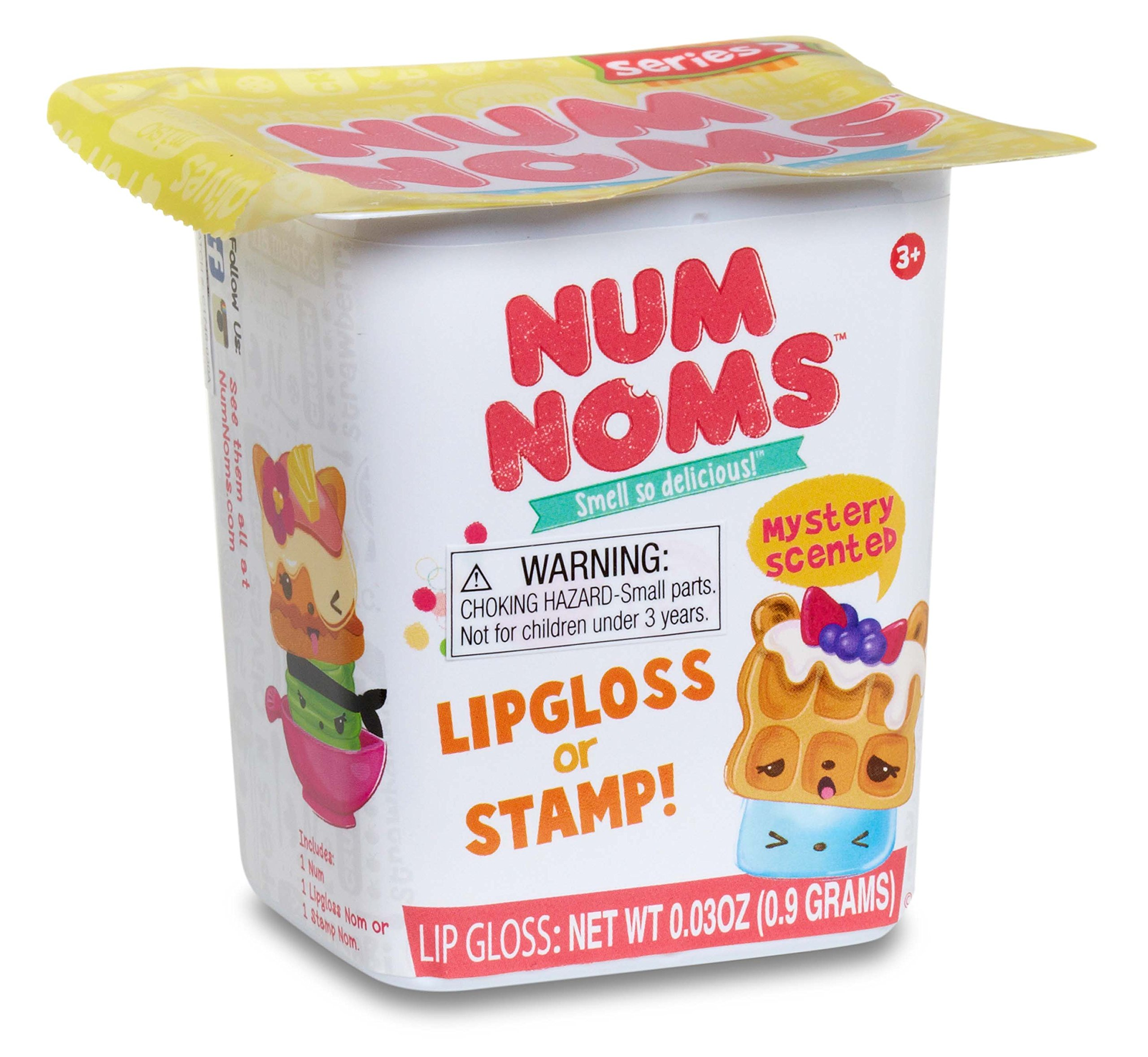 Girls Love Their Num Noms The Scented Guilty Pleasures